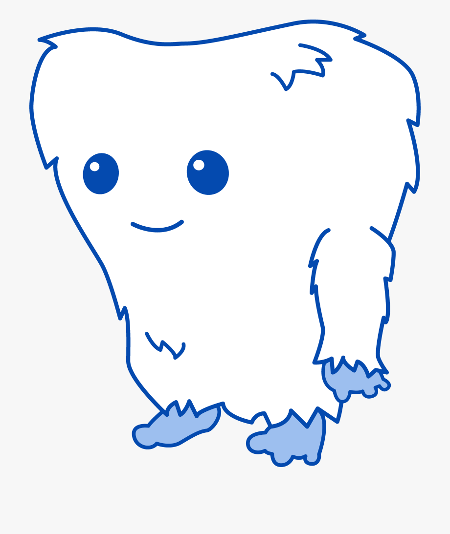 Abominable Snowman Clipart 5 By Luis.