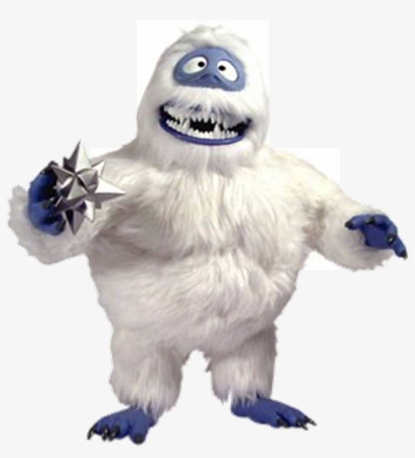 Abominable Snowman Rudolph Clipart.