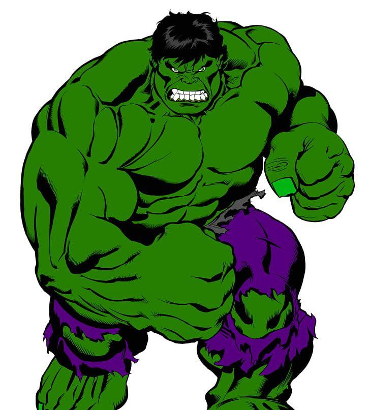 Hulk Abomination Thunderbolt Ross Marvel Comics PNG, Clipart.