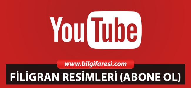 Youtube Filigran Resimleri.