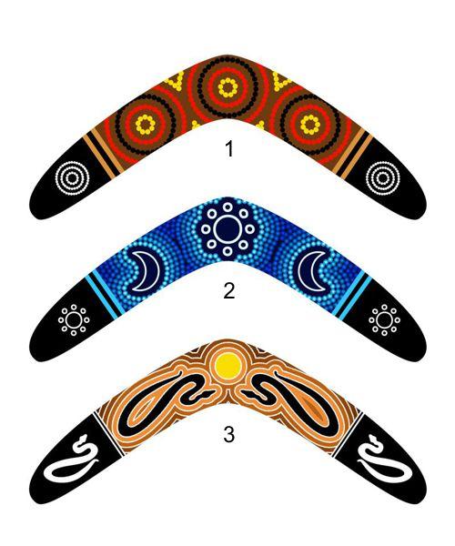 Aboriginal Art Lesson.