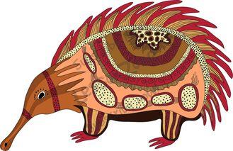 Aboriginal clipart images.
