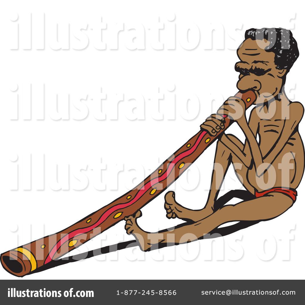 Aboriginal Clipart #27836.
