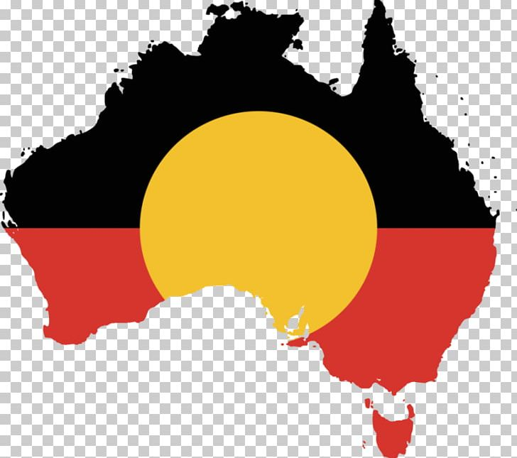 Australian Aboriginal Flag Indigenous Australians Flag Of Australia.