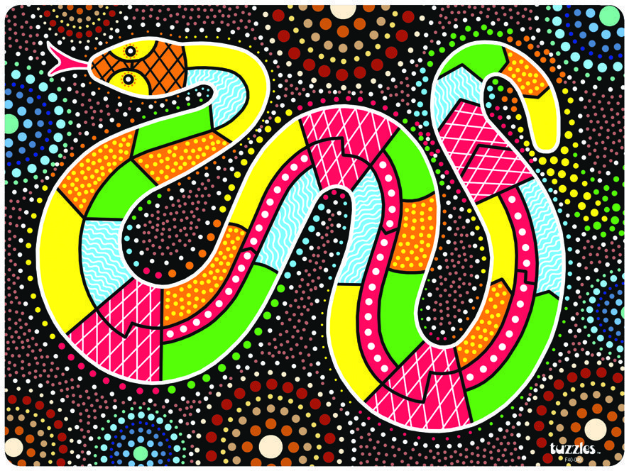 rainbow serpent.