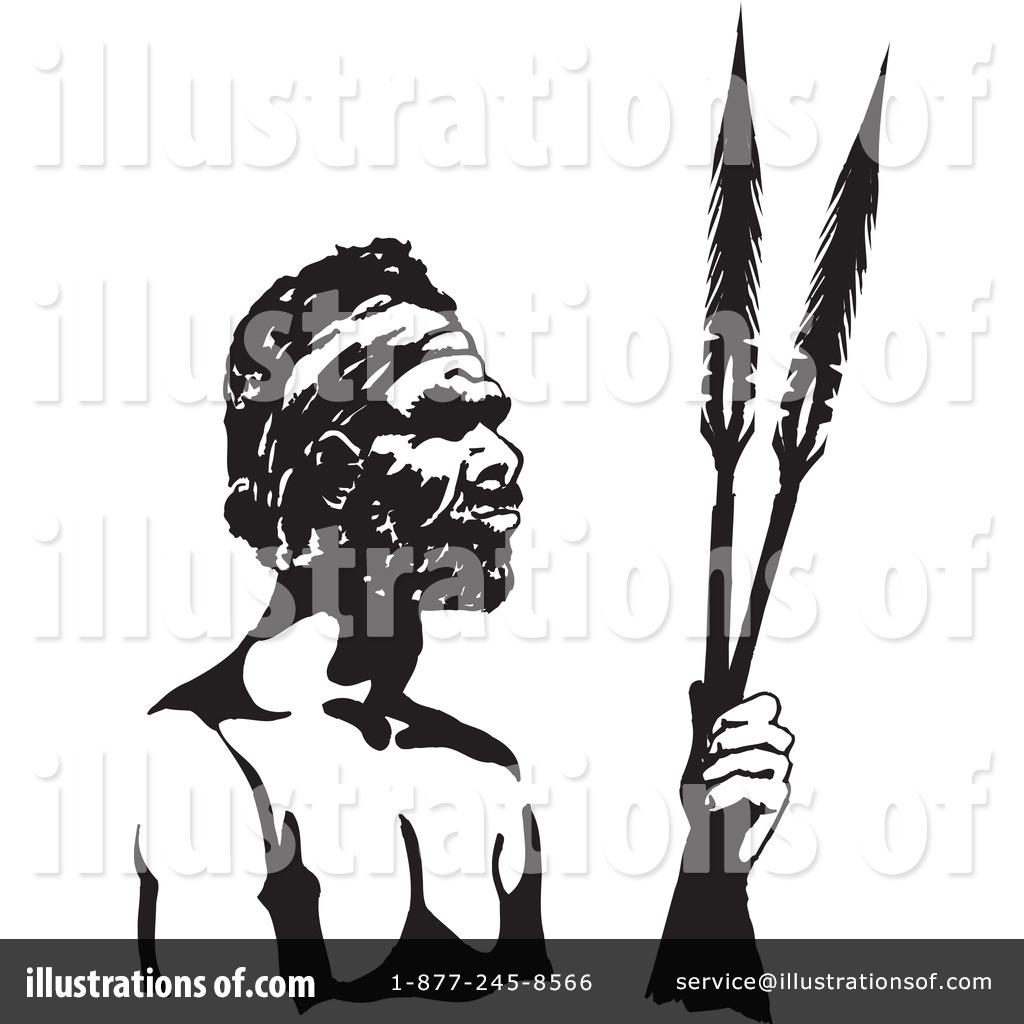 Aboriginal Clipart #43104.