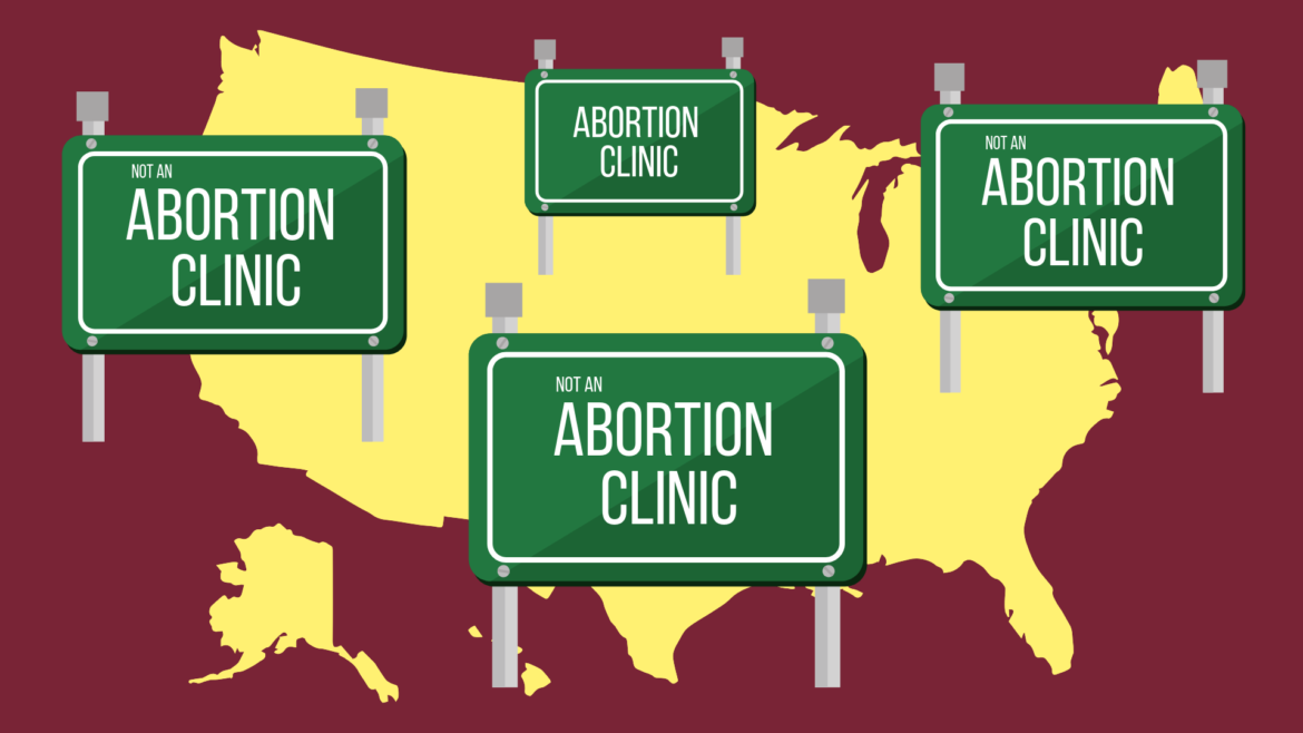 While abortion clinics diminish, crisis pregnancy centers flourish.