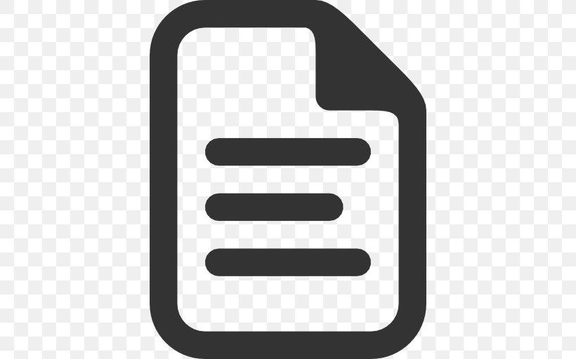 Document File Format Clip Art, PNG, 512x512px, Document.