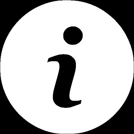 White about icon.