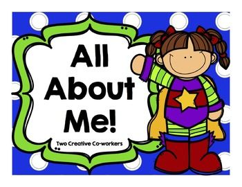 All about me clipart 8 » Clipart Station.