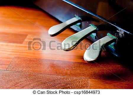 Picture of Piano pedals detail csp16844973.