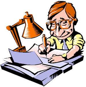 Writer clipart novelist, Writer novelist Transparent FREE.