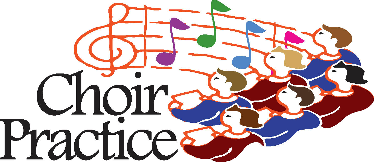 Join The Choir Clipart.