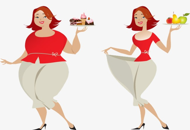 Lose Weight Clipart.