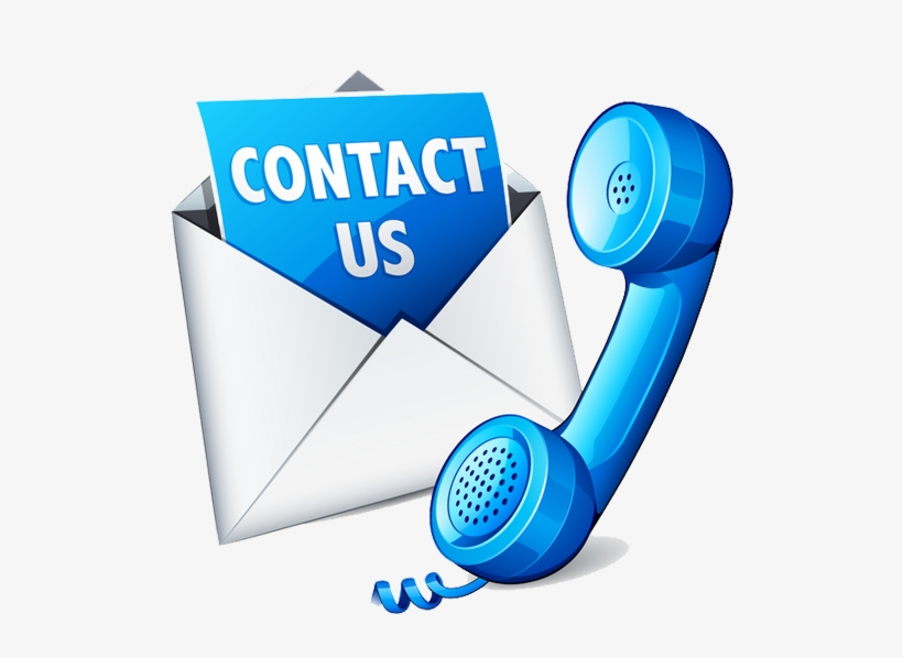 Contact Us Png Images For Website PNG Image.