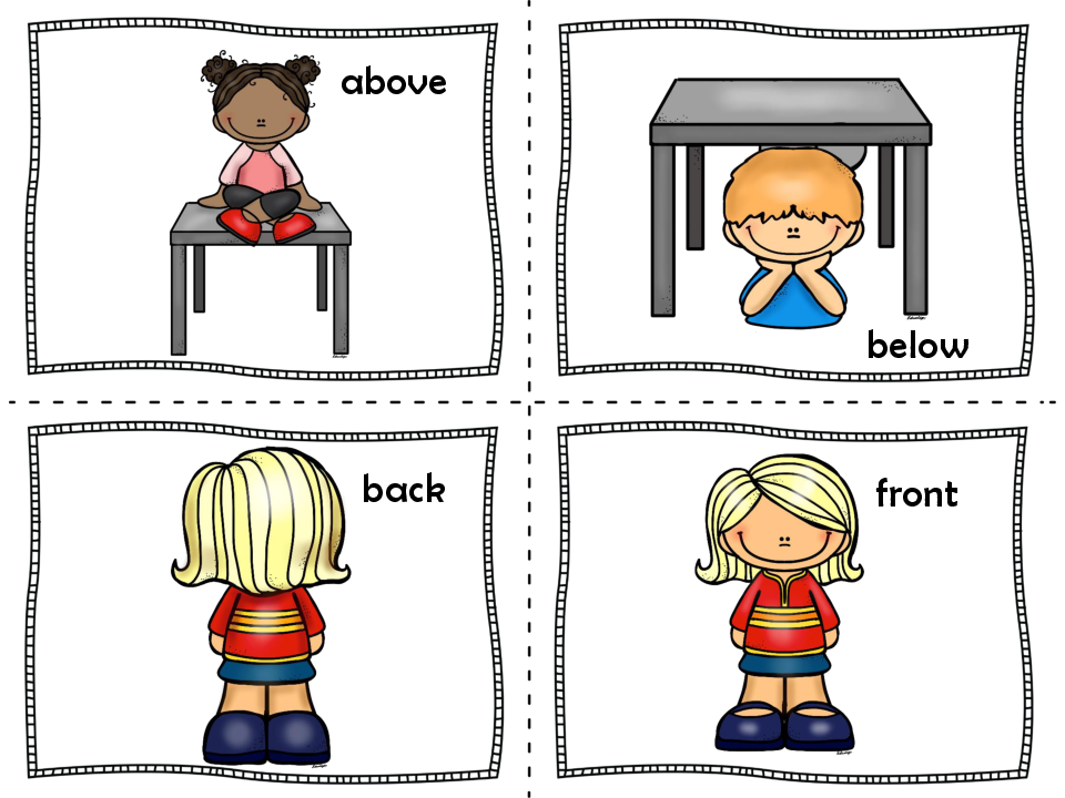 Opposites Matching Game Lesson Plan Syllabuyco Clipart.
