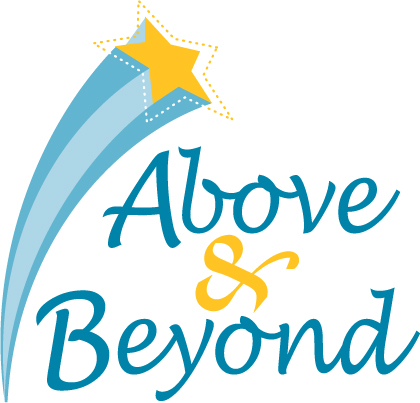 Above and beyond clipart 2 » Clipart Station.