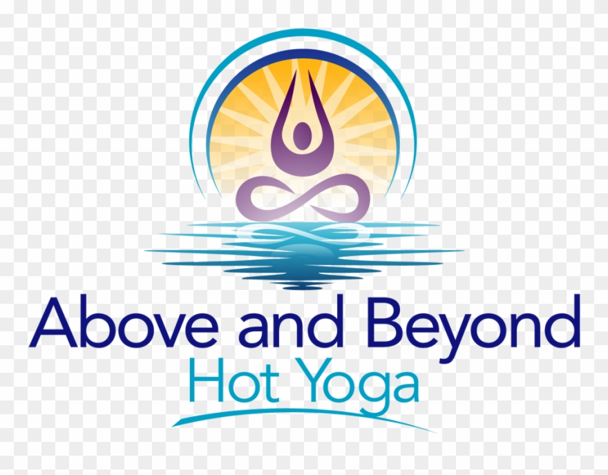 Above And Beyond Hot Yoga Clipart (#3303510).