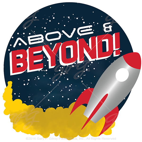 Above and beyond clipart 4 » Clipart Station.