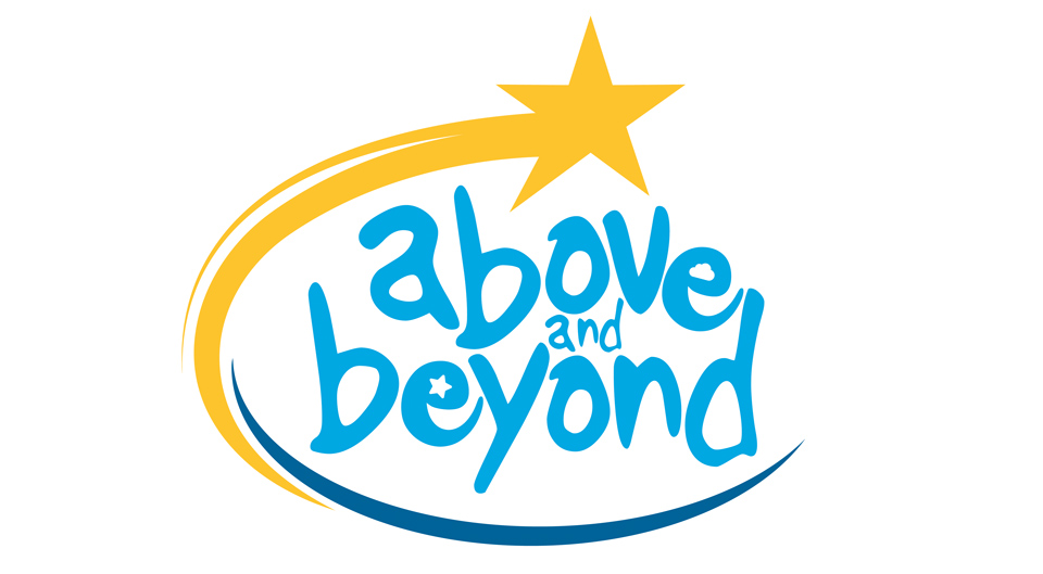 Get an 'Above and Beyond' Attitude!.