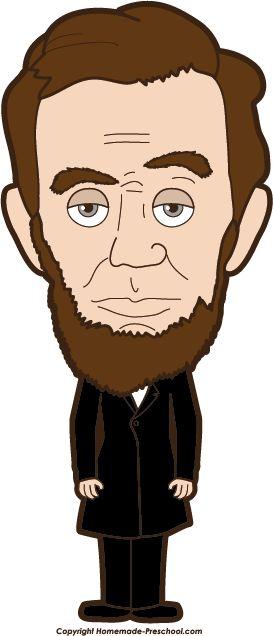 Clipart Abraham Lincoln.
