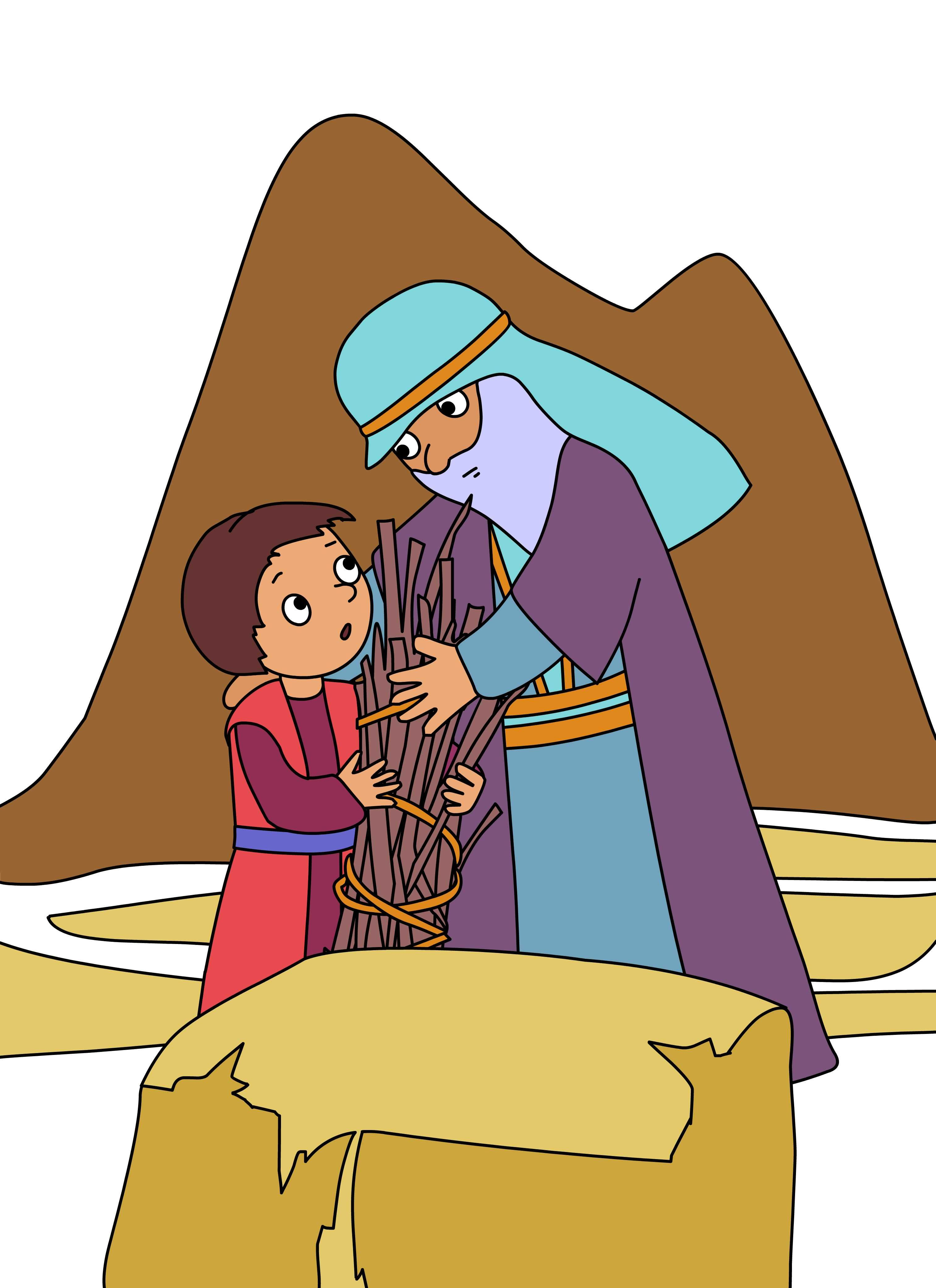 Abraham And Isaac Clipart at GetDrawings.com.