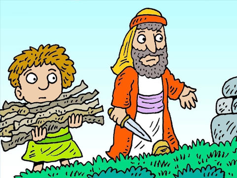 Children's Bible Program.
