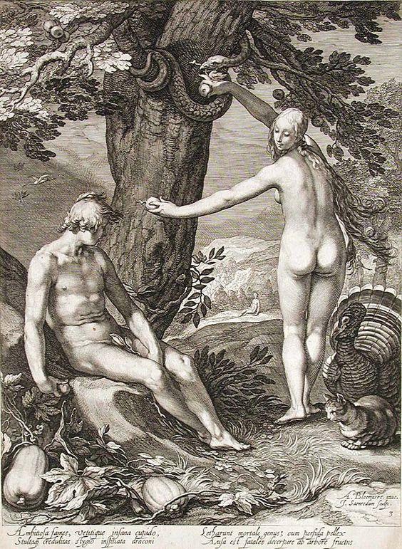 Abraham Bloemaert (artist); Jan Saenredam (engraver).