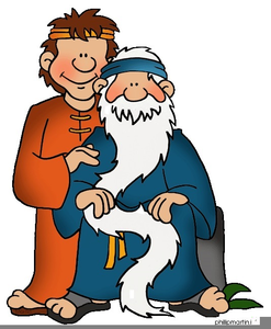 Abraham And Sarah Clipart.