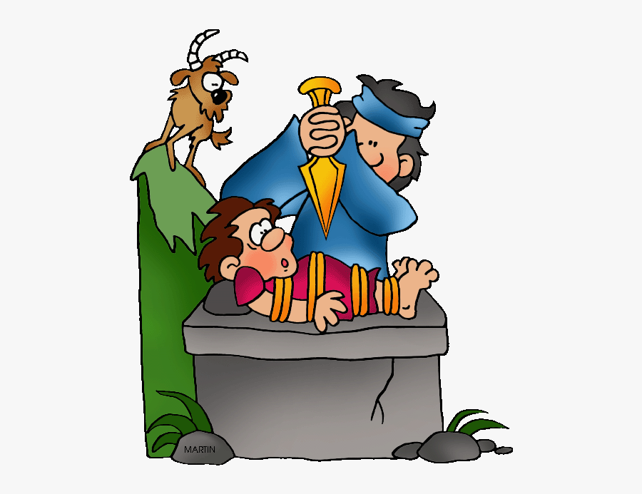 Abraham And Isaac Clipart , Free Transparent Clipart.