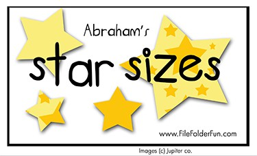 Abraham Bible Printables.