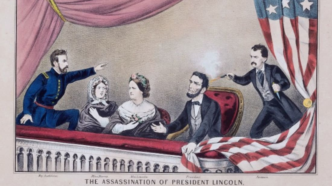 The Couple Who Sat With Lincoln on the Night of His.