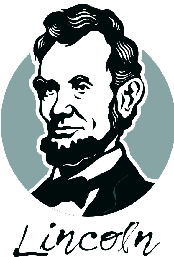 Lincoln\'s Birthday Clipart.
