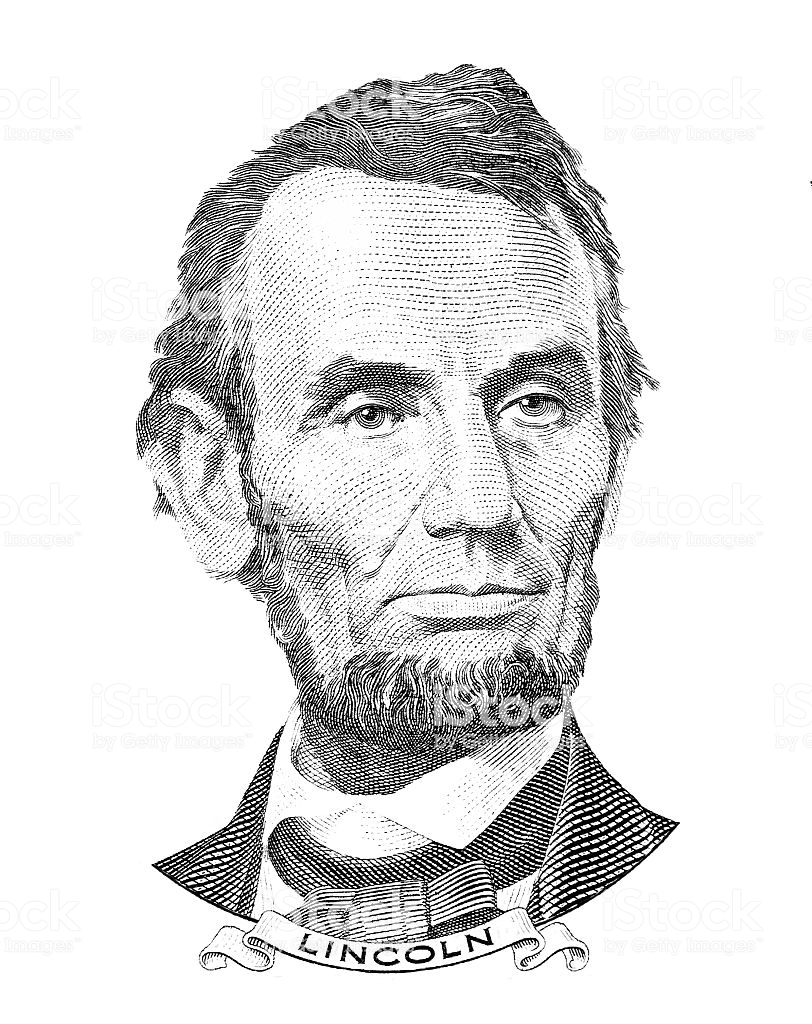 Best Abraham Lincoln Illustrations, Royalty.