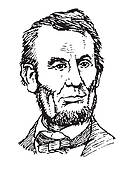 Abraham lincoln Clipart Royalty Free. 151 abraham lincoln clip art.