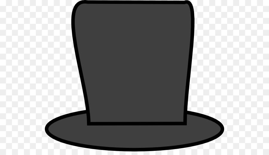 Top Hat Cartoon.