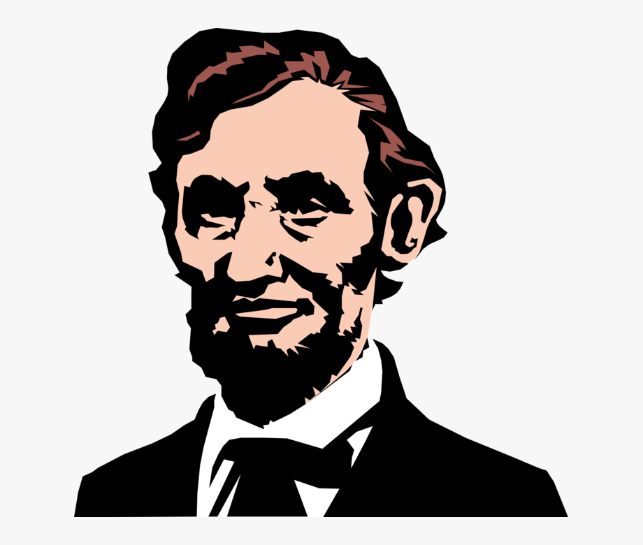 Abraham Lincoln Clipart Png , Transparent Cartoon, Free.