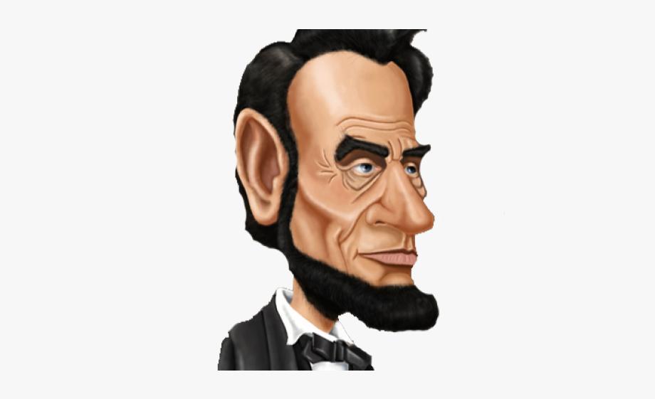Cartoon Abraham Lincoln Png , Transparent Cartoon, Free.