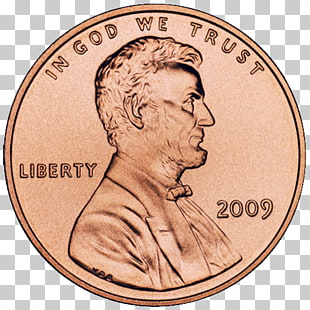 18 lincoln Penny PNG cliparts for free download.