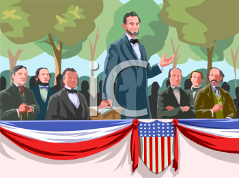 Abraham lincoln clipart election, Abraham lincoln election.