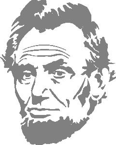 Free Abraham Lincoln Cliparts, Download Free Clip Art, Free Clip Art.