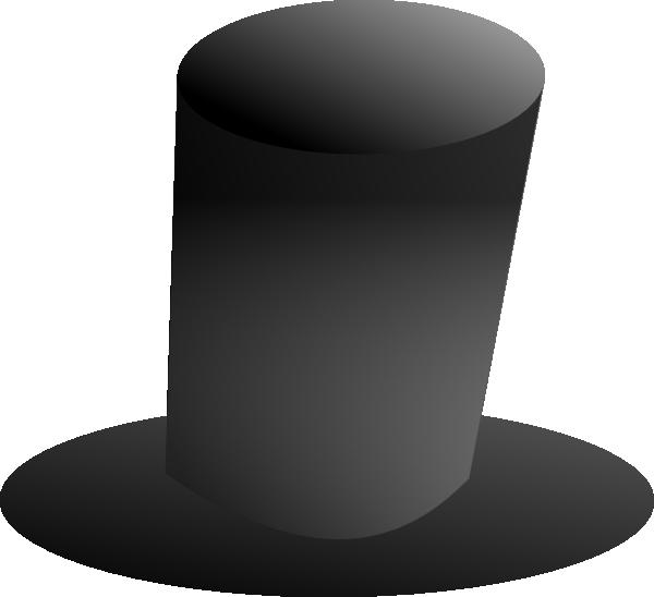 Tall Top Hat Clip Art at Clker.com.