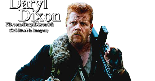PNG Abraham (TWD, The Walking Dead).