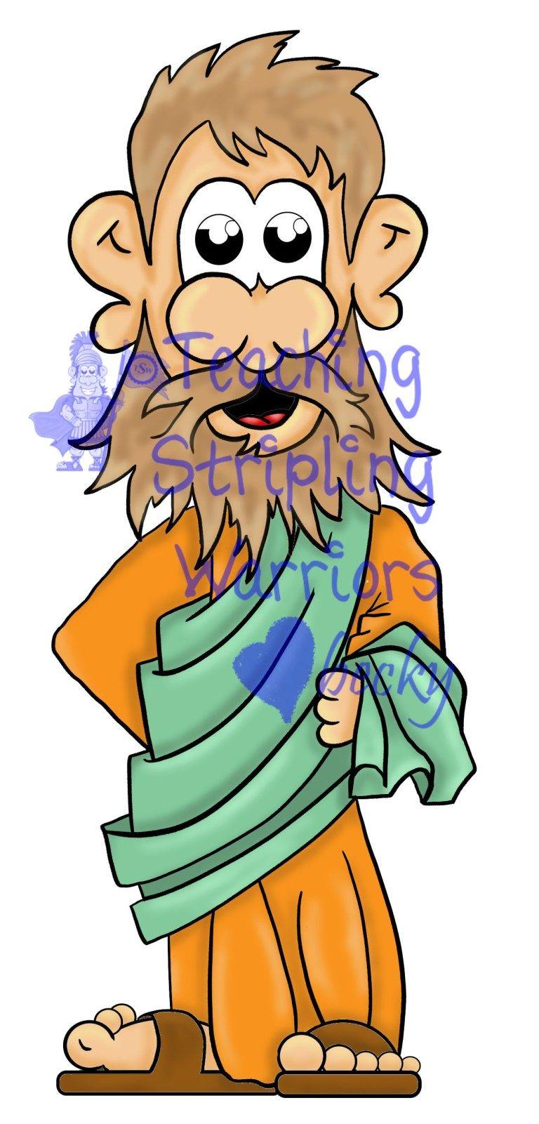 Lesson 27: Samuel, the Boy Prophet.