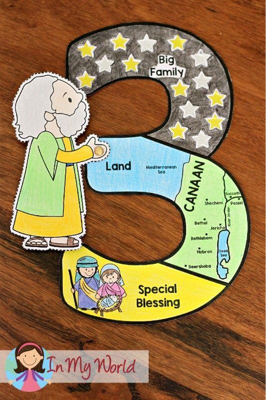 Sunday School Promises for Abraham.