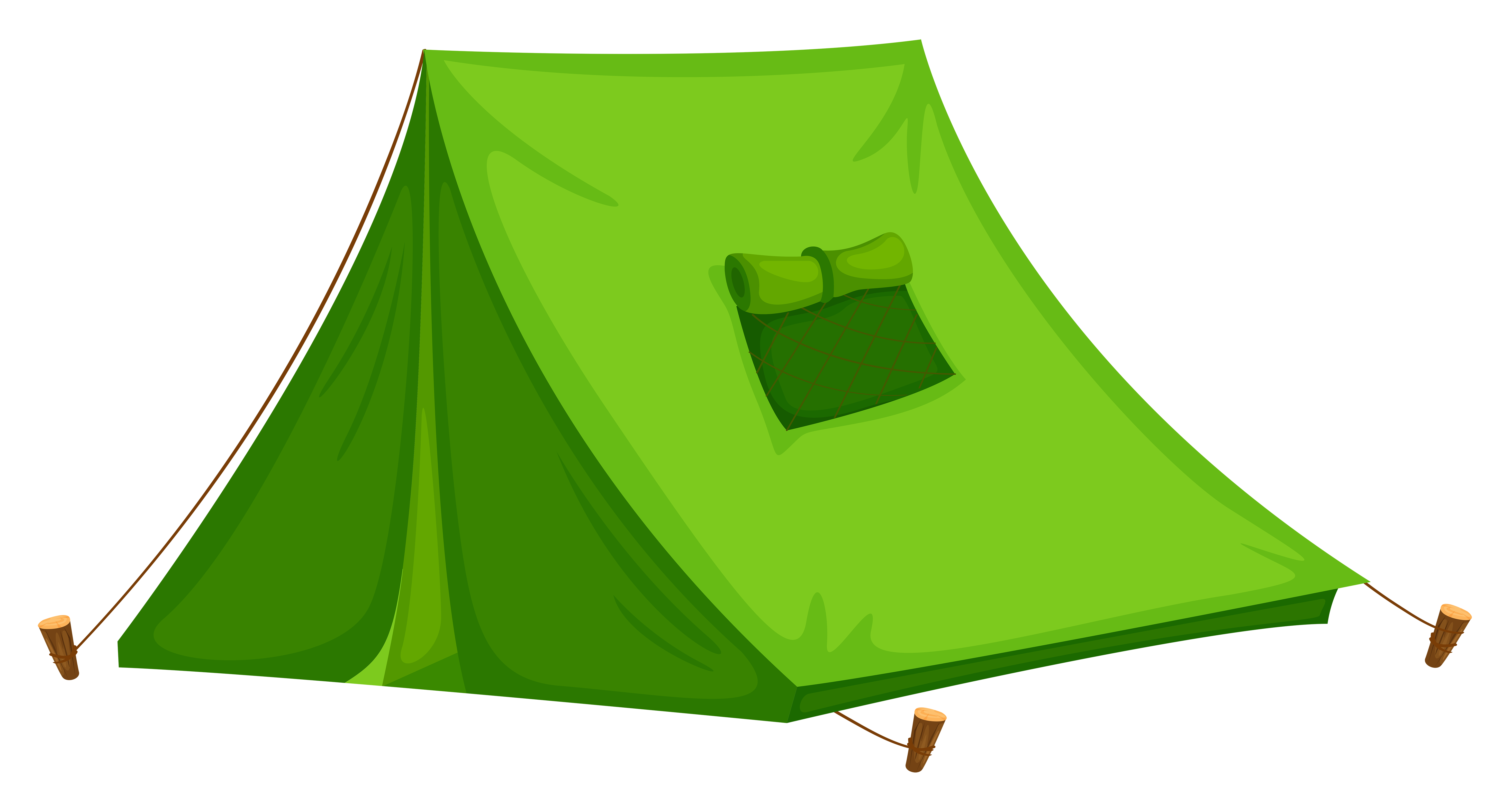 1388 Tent free clipart.