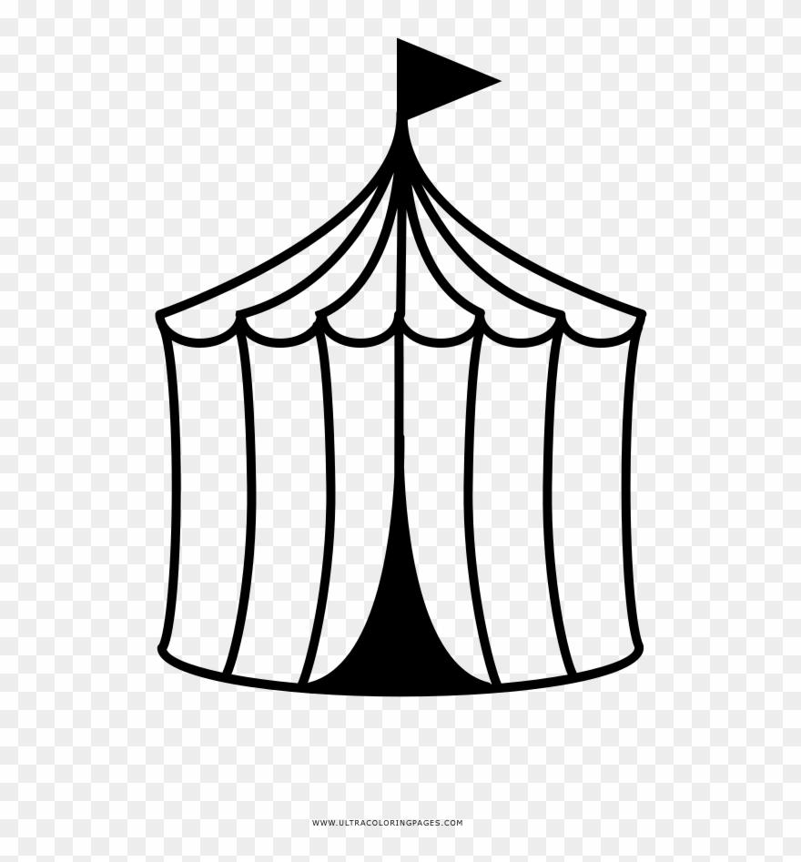 Clipart Tent Abraham.