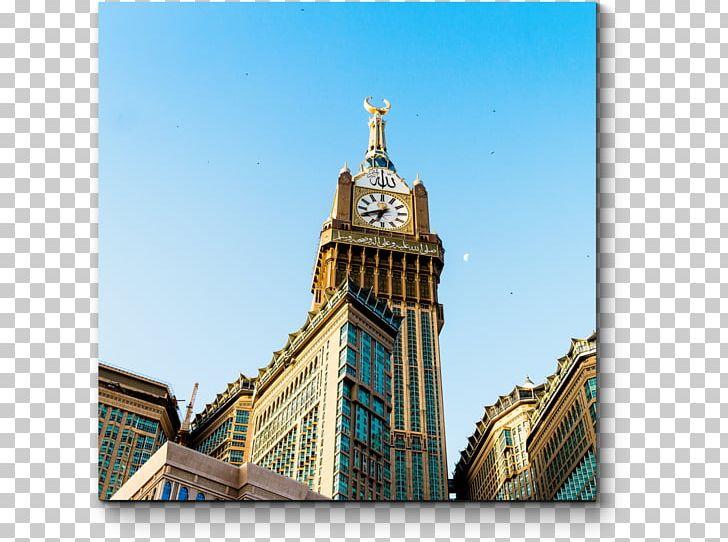 Makkah Royal Clock Tower International Commerce Centre.