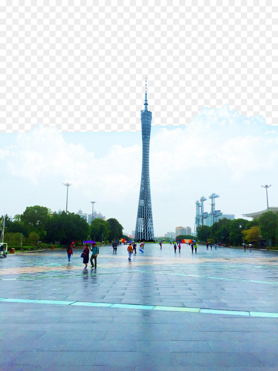 Canton Tower Guangzhou TV Tower Abraj Al Bait Landmark.