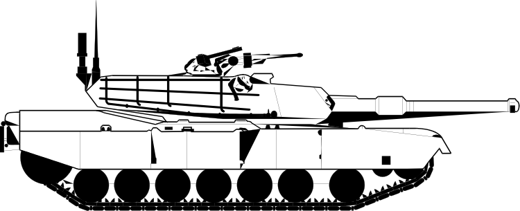Abrams Clip Art Download.